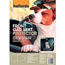 image of Halfords Front Car Seat Protector