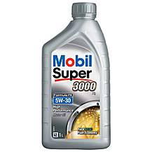 image of Mobil Super 3000 X1 Formula FE 5W-30 Fully Synthetic Oil 1L