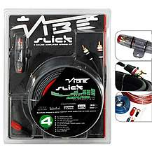 image of Vibe Slick 4 Gauge Amplifier Wiring Kit