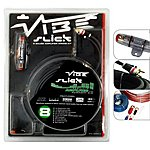 image of Vibe Slick 8 Gauge Amplifier Wiring Kit