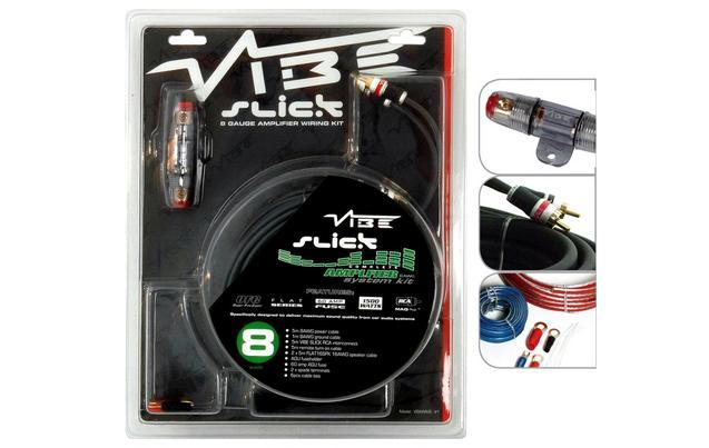 Vibe slick 8 gauge amplifier wiring vibe slick 8 gauge amplifier wiring kit greentooth Gallery