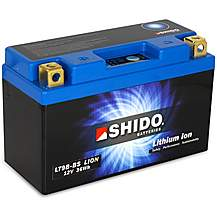 Shido Lithium Battery LT9B-BS