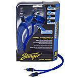 Stinger 4000 series 3ft / 0.91m Phono Interconnect Cable