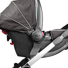 image of Baby Jogger Car Seat Adapter Select/Premier Graco Click Connect