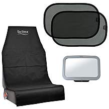 image of Britax Protect Shade Bundle