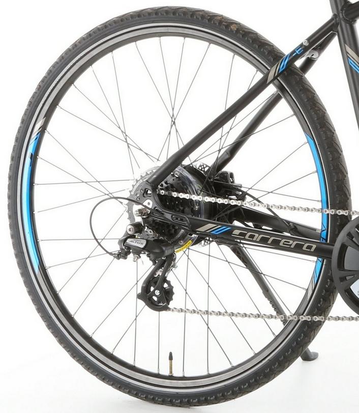 Carrera Crossfire E Mens Electric Bike 17