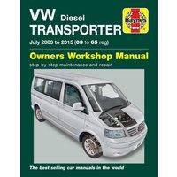 haynes vw transporter t5 diesel 03 rh halfords com Volkswagen Transporter Camper VW Syncro Van