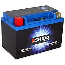 Shido Lithium Battery LTX20CH-BS