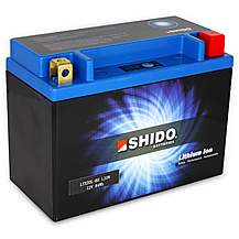 Shido Lithium Battery LTX20L-BS