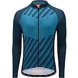 Boardman Mens Thermal Cycling Jersey - Navy