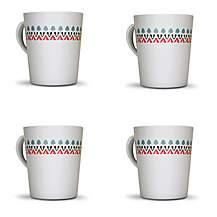 image of Olpro Witley Melamine Mugs x 4