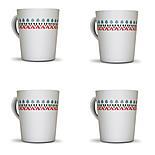 Olpro Witley Melamine Mugs x 4