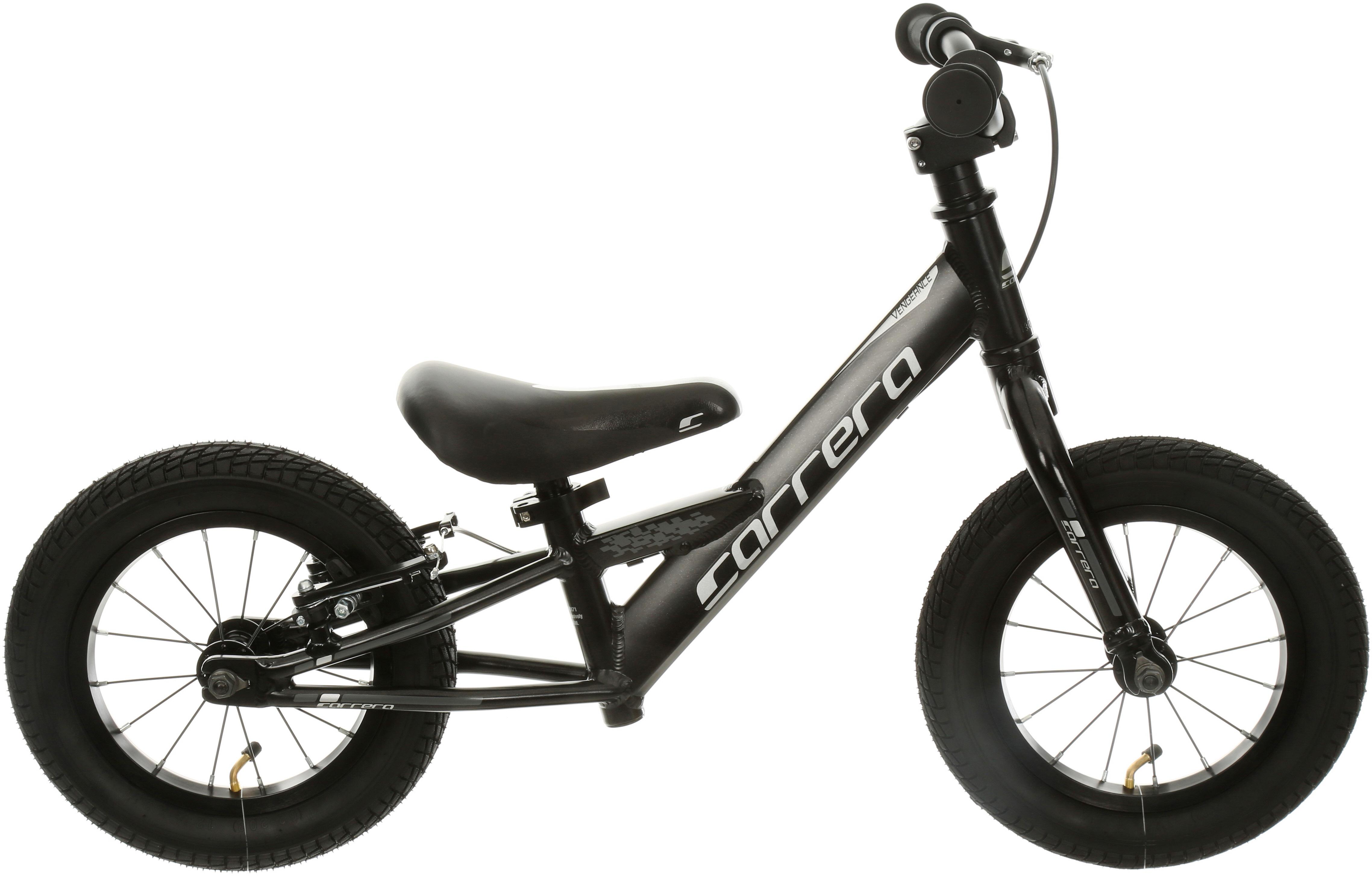 Carrera Vengeance Balance Bike - 12 inch Wheel