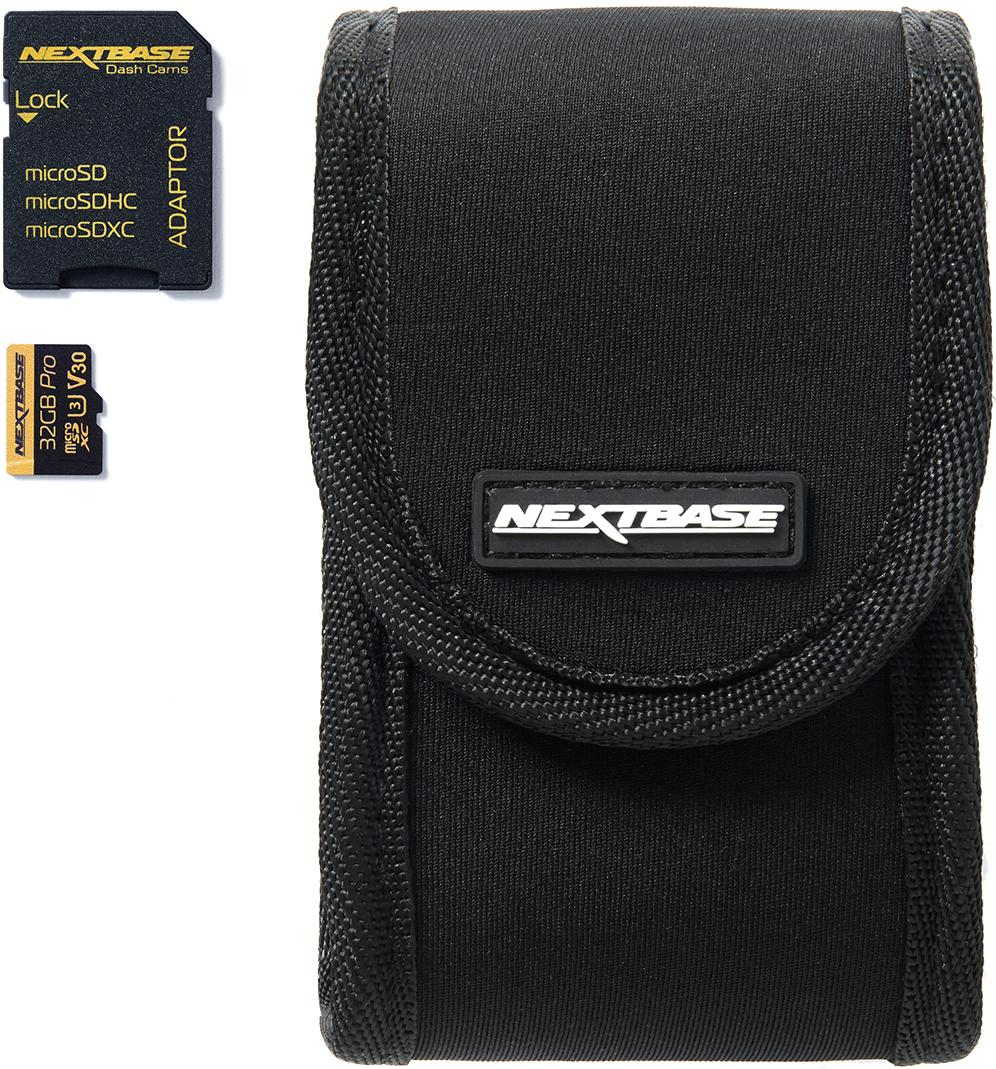 Nextbase Dash Cam Go Pack - With 32Gb Microsd Card