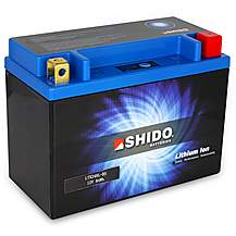 Shido Lithium Battery LTX24HL-BS