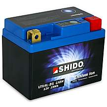 Shido Lithium Battery LTX4L-BS