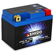 Shido Lithium Battery LTX5L-BS