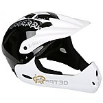image of X Rated Full Face Kids Bike Helmet (54-58cm)