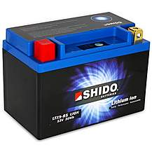 Shido Lithium Battery LTX9-BS