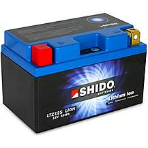 Shido Lithium Battery LTZ12S