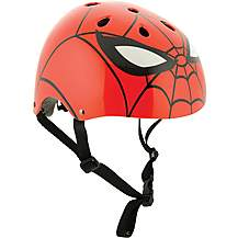 image of Spiderman Ramp Helmet 54-58cm
