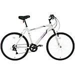 "image of Apollo Jewel Womens Mountain Bike 2017- White - 14"", 17"", 20"" Frames"