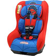 image of Driver Spider-Man Baby Car Seat