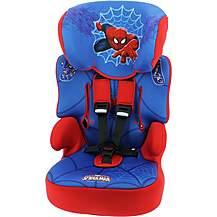 Beline SP LX High Back Booster Seat - Spiderm