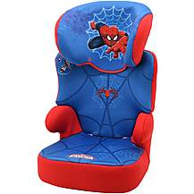 image of Befix SP LX High Back Booster Seat - Spider-Man