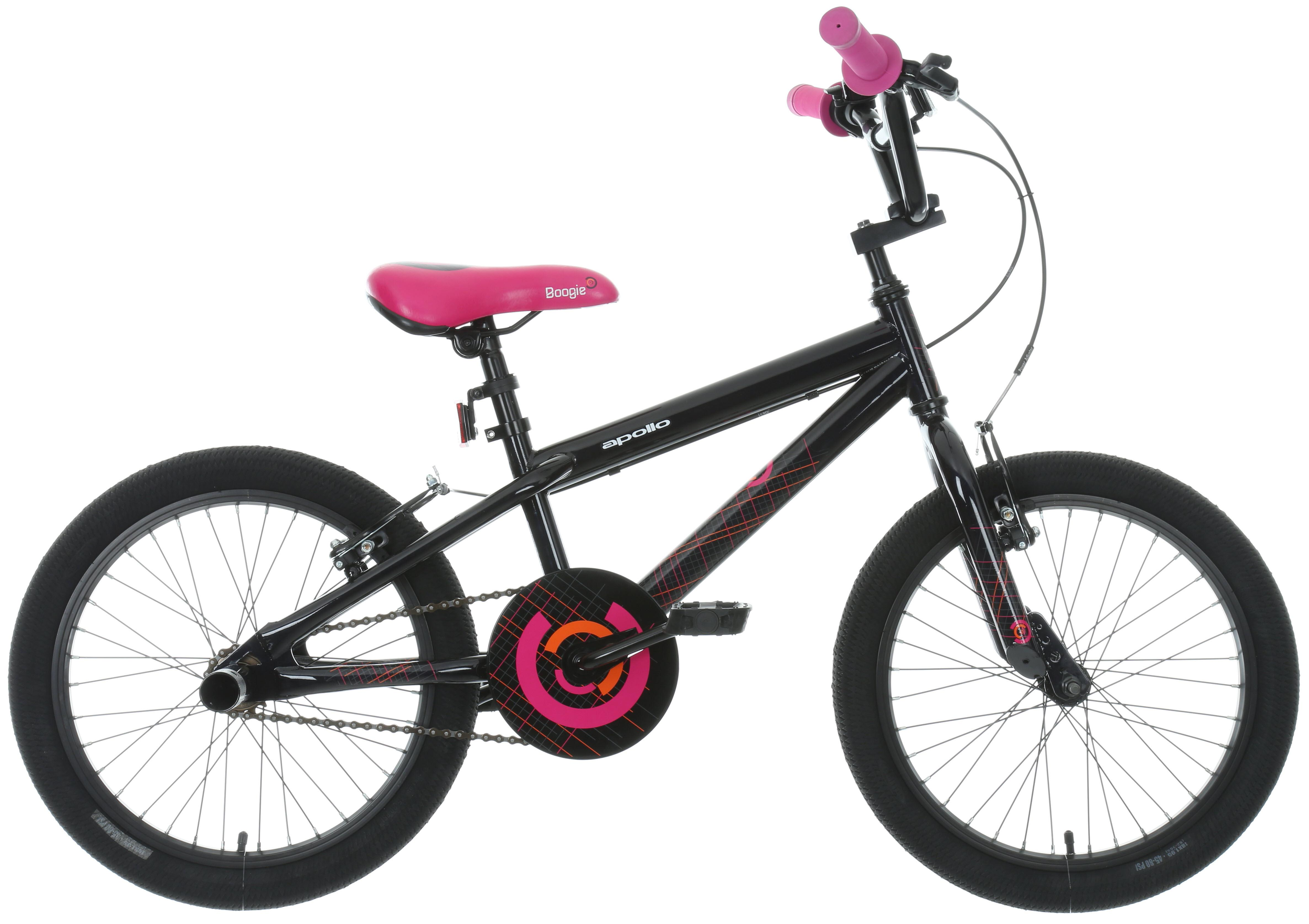 Apollo Boogie Kids Bike   18 Inch Wheel