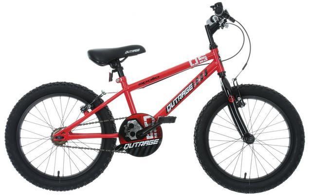 Apollo Outrage Kids Bike - 18