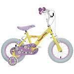 "image of Apollo Daisychain Kids Bike - 12"" Wheel"