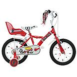 "Apollo PomPom Kids Bike - 14"" Wheel"