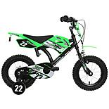 "MotoBike Kids Bike - 12"" Wheel"