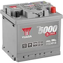 image of Yuasa 5 Year Guarantee HSB012 Silver 12V Car Battery