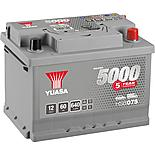 Yuasa HSB075 Silver 12V Car Battery 5 Year Guarantee