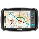 TomTom GO 5100 Sat Nav with MyDrive and Lifetime Traffic and Lifetime World Maps