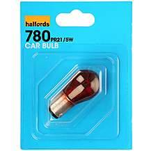 image of Halfords 780 PR21/5W Car Bulb x 1