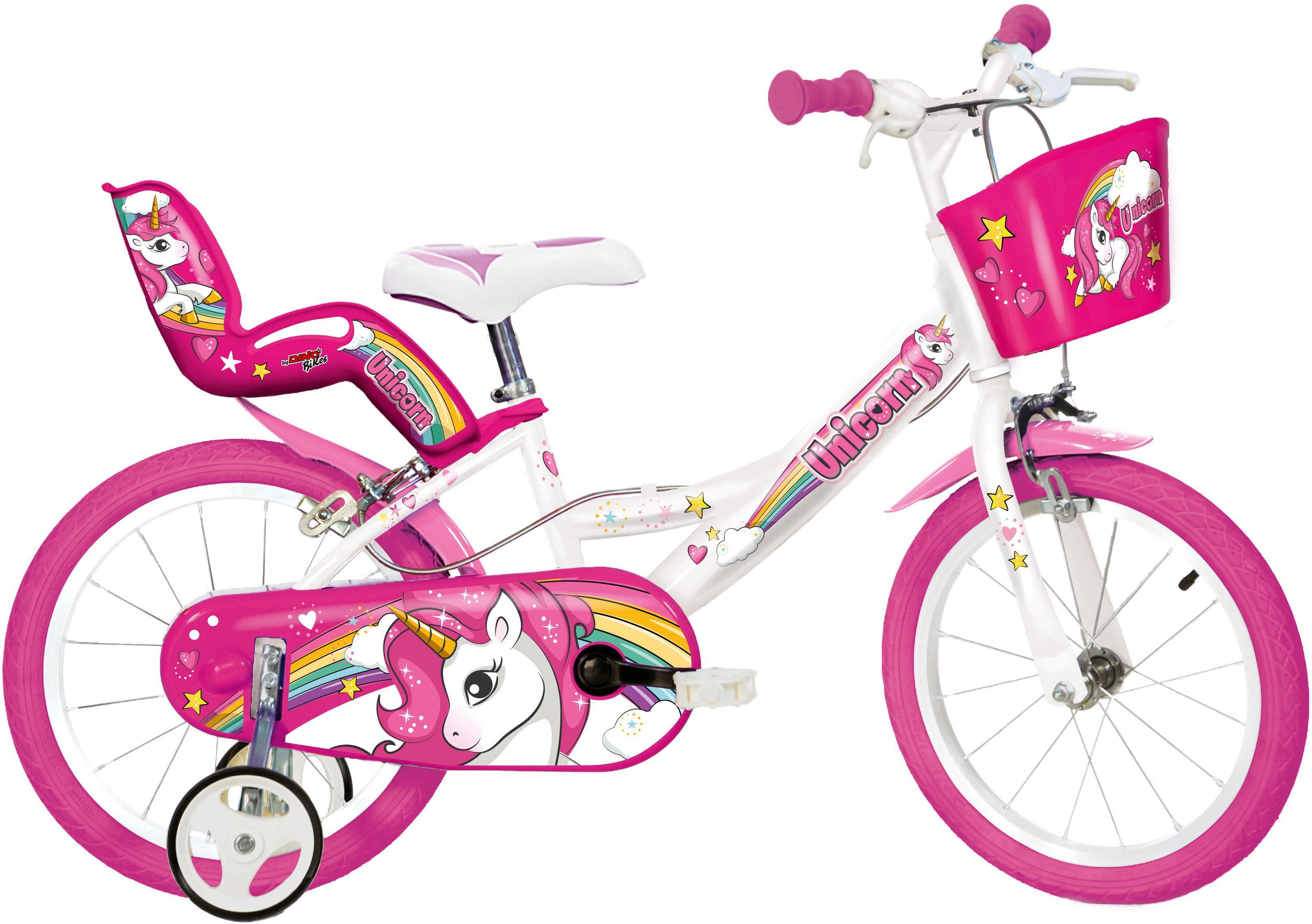 Unicorn Kids Bike   14 Inch Wheel