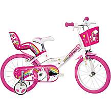 Unicorn Kids Bike - 14 Wheel