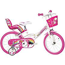 Unicorn Kids Bike - 16