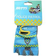 image of Apollo Police Patrol Bike Mitts (Ages 3-6)