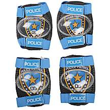 image of Apollo Police Patrol Bike Pads (Ages 3-6) 2017