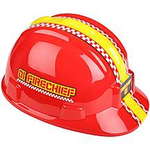 image of Apollo Firechief Kids Bike Helmet (50-54cm)