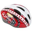 image of Apollo PomPom Kids Bike Helmet (50-54cm)