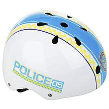 image of Apollo Police Patrol Kids Bike Helmet (48-54cm)