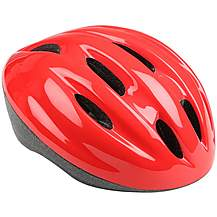 image of Red Kids Bike Helmet (54-58cm)