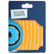 image of Reflective Bike Wheel Trims