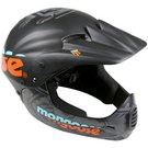 image of Mongoose Full Face Kids Bike Helmet