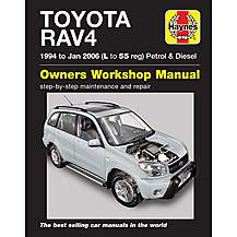 image of Haynes Toyota RAV4 (94-Jan 06) Manual